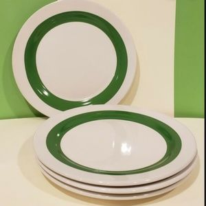 kate spade Rainey Street set of 4 salad plates nwt